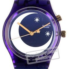 Swatch Witch-Party GP900 - 2002 Fall Winter Collection