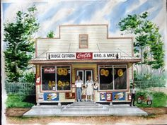 Tony Cutrera's paintings on display in Opelousas through August