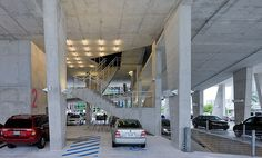 1111 Lincoln Road Miami Parking Garage / Herzog & de Meuron