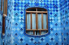 - Casa Batlló -Finestra sul cavedio