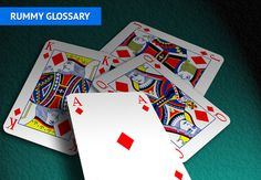 Glossary of Terms Used in Indian Online Rummy Games