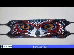 Loom Bracelet Patterns, Bead Loom Patterns, Loom Bracelets, Native Indian, Loom Beading, Bead Art, Animals And Pets, Macrame, Beads