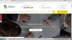 SKYLLEX EN ESPAÑOL 2017 ( GUIA DE BACK OFFICE)