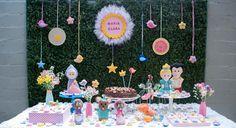 cinderela | decoração de festas | minimimo festas