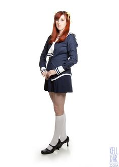 Honda Tohru Fruits Basket Costume Cosplay by KelldarsCostumes, $50.00