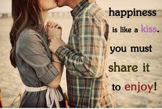 Enjoy a Kiss