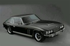 Jensen Interceptor FF -    With four-wheel drive, ABS brakes and traction control, the Jensen Interceptor FF (Ferguson Formula) of 1967 was ahead of its time. Pictured is a 1971 FF Mk2, one of 110 built out of a total FF production run of 320