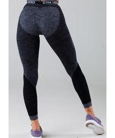 Copy of Gym Hero Seamless Fit Leggings Grey-Gym Hero-Gym Wear Heroes Gym ea7e9ecf586