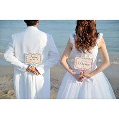 """@rina.228's photo: """"手作り小物を使ったビーチフォトのラストです❤️ . これも無料テンプレートのやつに持ち手リボンをつけただけのものです . #新婚旅行 #ハネムーン #前撮り #Hawaii #ハワイ #ビーチフォト #ウェディングフォト #Weddingphoto #Wedding #手作り #handmade #撮影小物 #photoprops #フォトプロップス#ウェディング雑貨 #ウェディング小物 #ウェディングアイテム #結婚 #LOVE #思い出 #夫婦 #プレ花嫁"""""""