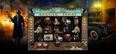 Bootleg Empire slot game, Georgi Markov on ArtStation at https://www.artstation.com/artwork/n4J8e