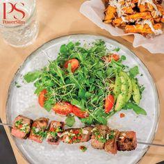 Chimichurri, Seaweed Salad, Low Carb, Ethnic Recipes, Ps, Slim, Salads, Photo Manipulation