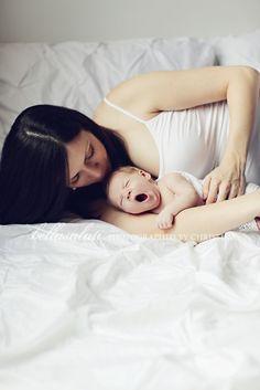 Mommy & baby! #bellasaluti #newborn #photography