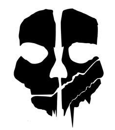 Set of 8 Magpul Skull Vinyl Die-Cut Sticker Kit Decal Funny JDM Zombie Ghost Car