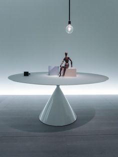Il tavolo Clay di Desalto per 'In Hortus Varietas' - Sostenibilità, design e natura per l'installazione dedicata a Expo 2015 @Expo2015Milano