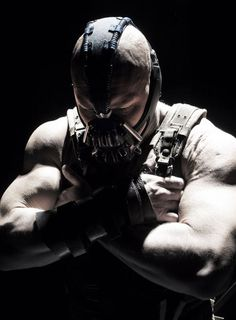 Batman Dark Knight Rises Bane Portrait Gallery Print - See more at: http://www.simplysuperheroes.com/products/batman-dark-knight-rises-bane-portrait-gallery-print#sthash.HaniWYuC.dpuf