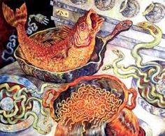 Domestic_artist_models - Seethe by Sylvia Siddell Still Life 2, Food Sculpture, Food Painting, Painting Still Life, Gcse Art, Vanitas, Natural Forms, New Art, Art History
