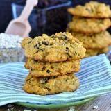 Linked to: www.momontimeout.com/2013/08/pumpkin-pie-oatmeal-walnut-raisin-cookies-recipe/