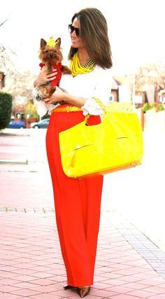 Fashion and Style Blog / Blog de Moda . Post: Spanish Girls / Las chicas Españolas .See more/ Más fotos en : http://www.ohmylooks.com/?p=11997 by Silvia