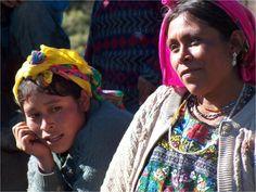 Women participating in community consultation in rural Guatemala.