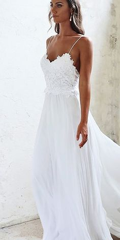 30 Lace Wedding Dresses That You Will Absolutely Love ❤ See more: http://www.weddingforward.com/lace-wedding-dresses/ #wedding