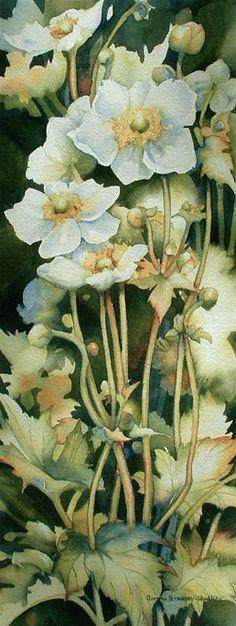 Norma Bradley-Walker Gallery - Anenome