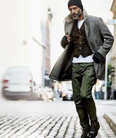 Nice style wearethebikerstor… Nice style wearethebikerstor… Get the latest in men's fashion and style from… Get the latest in men's fashion and style from the fashion editors . Best Men's Fashion for 2018 , Men's fashion news and . Latest Mens Fashion, Fashion Mode, Urban Fashion, Fashion Trends, Guy Fashion, Fashion Night, Fashion Ideas, Fashion Casual, Winter Fashion