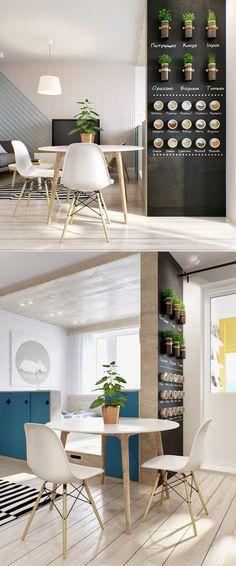50 Chic Scandinavian Living Rooms Ideas Inspirations: 50 Inspiring Scandinavian Dining Room Design And Furniture Kitchen Wall Design, Dining Room Design, Scandinavian Style, Scandinavian Interiors, Dining Room Paint Colors, Interior Design Inspiration, Design Ideas, Room Interior, Interior Decorating