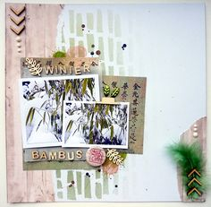 Winter-Bambus