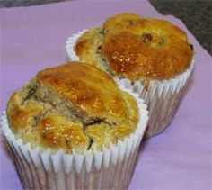 Wheat free Breakfast muffins