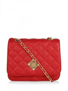 FOREVER NEW Quilted Sling Bag from koovs.com
