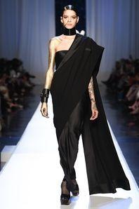 Jean Paul Gaultier Fashion Show Details