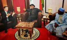 Tehila Okereke's Blog: MUST READ: President Jonathan Breaks Silence, Spea...