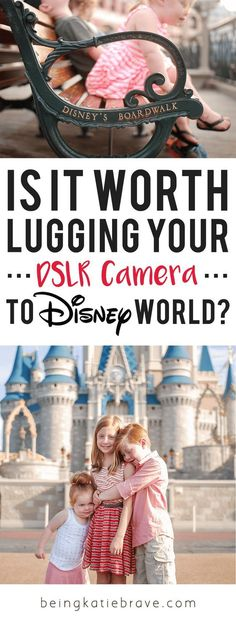 Can I still capture cherished photos at Disney World without my dslr camera? All the Disney tips and tricks about how to take those iconic Disney photos in this article. Disney Vacation Planning, Disney World Planning, Disney World Vacation, Disney Cruise, Disney Vacations, Disney Travel, Disney World Tips And Tricks, Disney Tips, Disney Fun