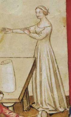 Tacuinum Medievale: Camisa supportiva / Supportive underwear