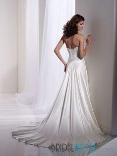 Pick up Sophia Tolli Y11133 Wedding Dresses Price, All Cheap In Bridal2012.com  $313.60