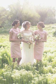 Pink & Gold Wedding Theme