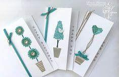CI26: Vertical Greetings meets Narrow Note Cards & Envelopes
