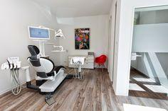Wir haben unsere Praxisräume modernisiert. Hier eines der neuen Behandlungszimmer!