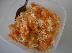 ananas-kaali-porkkanasalaatti resepti Grains, Rice, Food, Hoods, Meals, Seeds, Laughter, Jim Rice, Brass