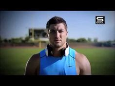 SOUL of Greatness Video Tim Tebow  (:60)
