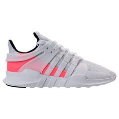 watch a9b5a 9b113 Mens adidas EQT Support ADV Casual Shoes White White Turbo BB2791 WHT -  Click Image to Close