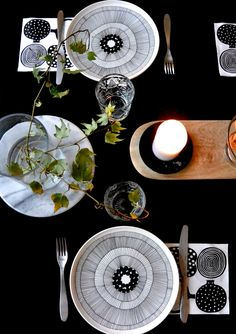 Marimekko Home S/S 2016 - available at Santina's both stores - Penshurst &… Marimekko, Fine Dining, Dining Area, Dining Furniture, Scandinavian Design, Boho Decor, Home Accessories, Cool Designs, Table Settings