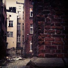 #gdansk - Zaułek św. Zachariasza. Miasto, które ma swoje tajemnice. :)