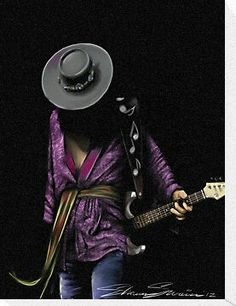 Stevie Ray Vaughan - One of the best guitarists ever!