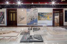 venice architecture biennale zaha hadid exhibition