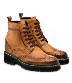Guidomaggi - Stivali con rialzo Wisconsin