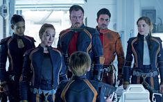 Gritty Survival Marks Debut of New 'Lost in Space' on Netflix