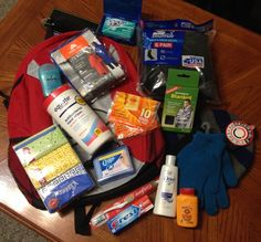 Service Project: Help a Homeless Person Get Through the Winter