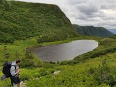 Why Newfoundland? Before getting started on the details on our adventure, I wanted to give you guys a bit of background about myself. I was born and raised in Newfoundland. Gros Morne, Newfoundland, Pond, Golf Courses, Green Scenery, Coast, Hiking, Explore, Adventure