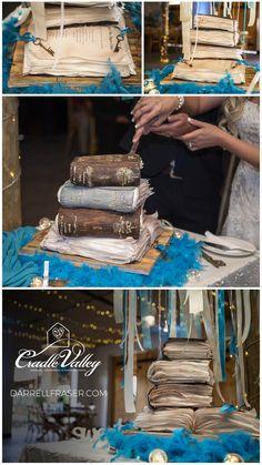 Absolutely stunning Vintage Book Wedding Cake by Sweet Joy from Krugersdorp, Johannesburg sweetjoy.co.za Book Cakes, Wedding Cake Inspiration, Wedding Book, No Bake Cake, Absolutely Stunning, Wedding Cakes, Sheet Cakes, Bridesmaid, Joy
